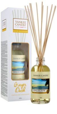 Yankee Candle Ginger Dusk aромадиффузор з наповненням  Classic