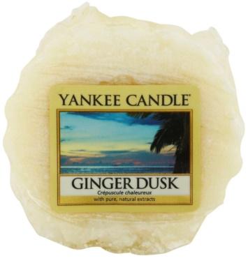 Yankee Candle Ginger Dusk cera derretida aromatizante