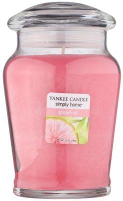 Yankee Candle Grapefruit vonná svíčka  střední