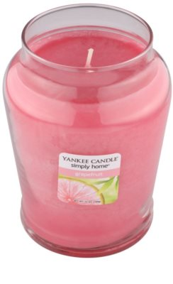 Yankee Candle Grapefruit Duftkerze   mittlere 1