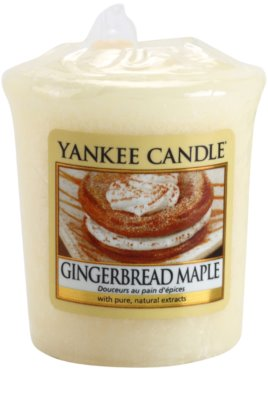 Yankee Candle Gingerbread Maple Votive Candle