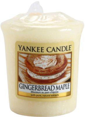 Yankee Candle Gingerbread Maple votivna sveča