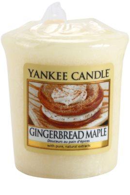 Yankee Candle Gingerbread Maple votivní svíčka