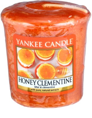 Yankee Candle Honey Clementine sampler