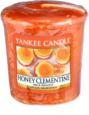 Yankee Candle Honey Clementine vela votiva