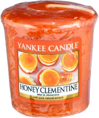 Yankee Candle Honey Clementine votivní svíčka
