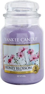 Yankee Candle Honey Blossom ароматна свещ   Classic голяма