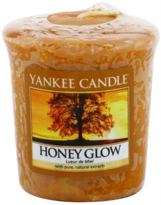 Yankee Candle Honey Glow viaszos gyertya