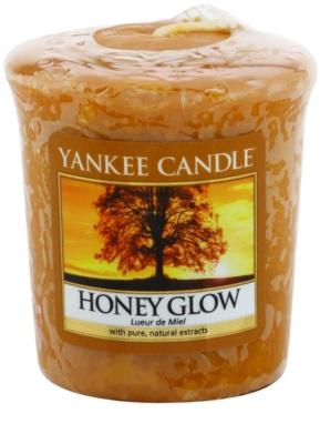 Yankee Candle Honey Glow Votive Candle