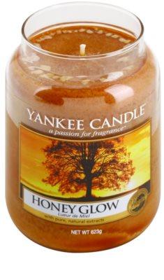 Yankee Candle Honey Glow Duftkerze   Classic groß 1
