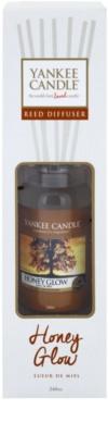 Yankee Candle Honey Glow aроматизиращ дифузер с пълнител  Classic 2