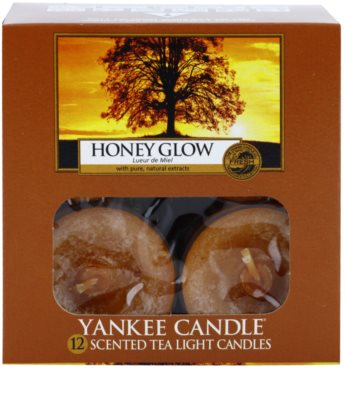 Yankee Candle Honey Glow Tealight Candle 2