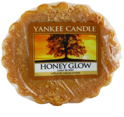 Yankee Candle Honey Glow vosek za aroma lučko