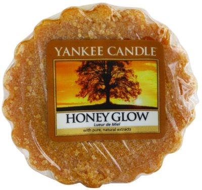 Yankee Candle Honey Glow Wachs für Aromalampen