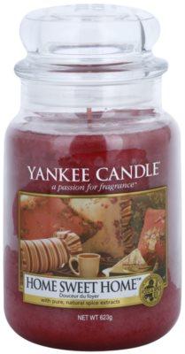 Yankee Candle Home Sweet Home illatos gyertya   Classic nagy méret
