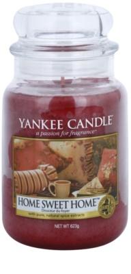 Yankee Candle Home Sweet Home vela perfumada   Classic grande
