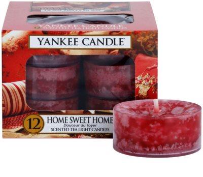 Yankee Candle Home Sweet Home Teelicht