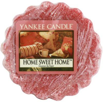 Yankee Candle Home Sweet Home illatos viasz aromalámpába
