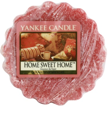 Yankee Candle Home Sweet Home Wachs für Aromalampen