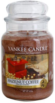 Yankee Candle Hazelnut Coffee vela perfumado  Classic grande