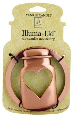 Yankee Candle Jarcon Illumalid Dekorativer Kerzenhalter   geeignet für die Duftkerze
