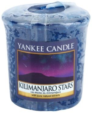 Yankee Candle Kilimanjaro Stars vela votiva