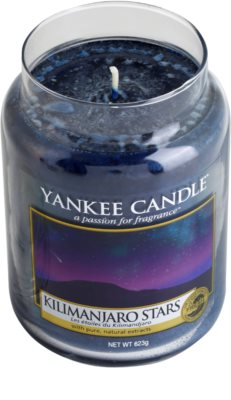 Yankee Candle Kilimanjaro Stars ароматизована свічка   Classic велика 1