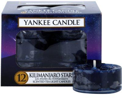 Yankee Candle Kilimanjaro Stars čajová svíčka