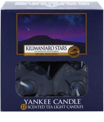 Yankee Candle Kilimanjaro Stars vela de té 2