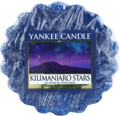 Yankee Candle Kilimanjaro Stars cera para lámparas aromáticas