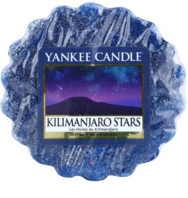 Yankee Candle Kilimanjaro Stars illatos viasz aromalámpába