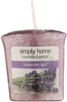 Yankee Candle Lavender Spa lumânare votiv