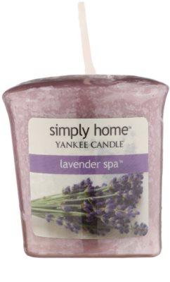 Yankee Candle Lavender Spa votivní svíčka