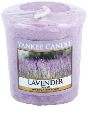 Yankee Candle Lavender vela votiva