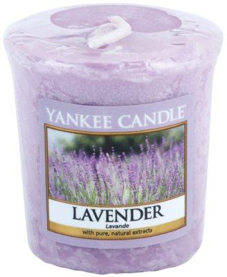 Yankee Candle Lavender velas votivas