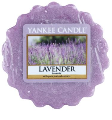 Yankee Candle Lavender ceară pentru aromatizator