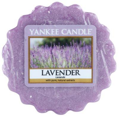 Yankee Candle Lavender Wachs für Aromalampen
