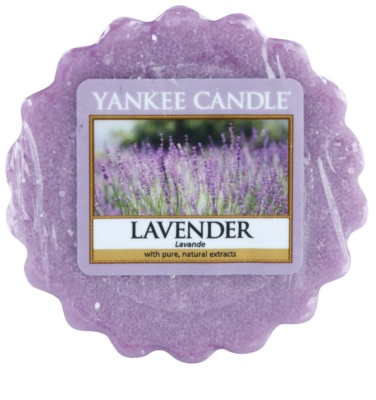 Yankee Candle Lavender wosk zapachowy