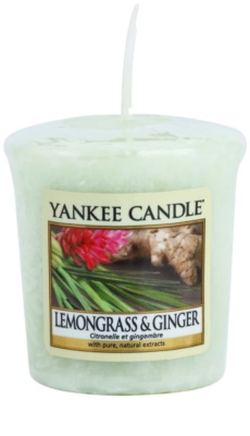 Yankee Candle Lemongrass & Ginger sampler