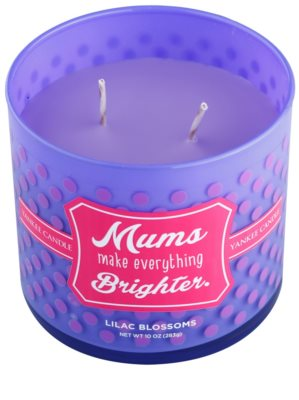 Yankee Candle Lilac Blossoms lumanari parfumate    (Mums Make Everything Brighter) 1