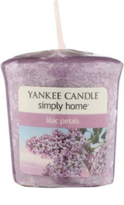 Yankee Candle Lilac Petals velas votivas