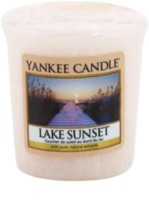 Yankee Candle Lake Sunset viaszos gyertya