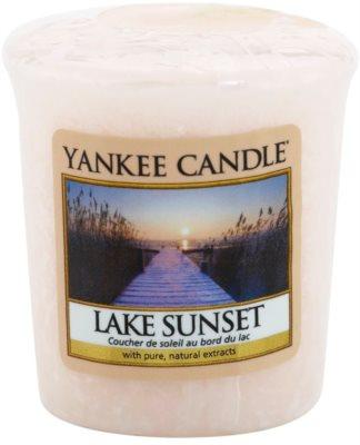 Yankee Candle Lake Sunset votivní svíčka
