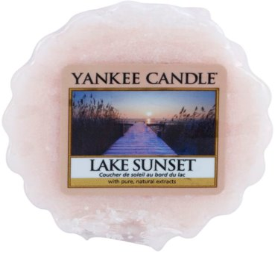 Yankee Candle Lake Sunset cera para lámparas aromáticas