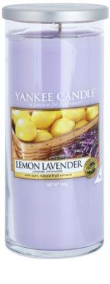 Yankee Candle Lemon Lavender vonná svíčka  Décor velká