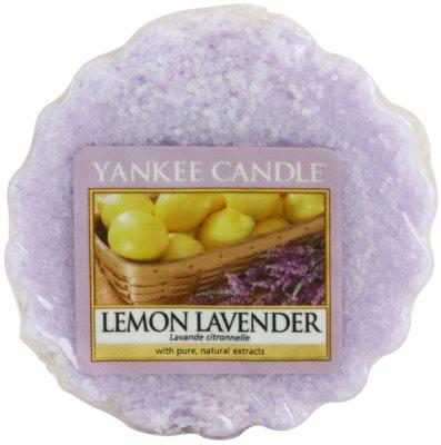 Yankee Candle Lemon Lavender Wachs für Aromalampen