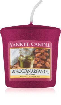 Yankee Candle Moroccan Argan Oil vela votiva