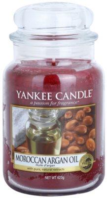 Yankee Candle Moroccan Argan Oil lumanari parfumate   Clasic mare