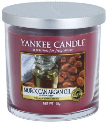Yankee Candle Moroccan Argan Oil vonná sviečka  Décor malá