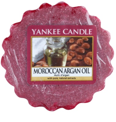 Yankee Candle Moroccan Argan Oil cera para lámparas aromáticas